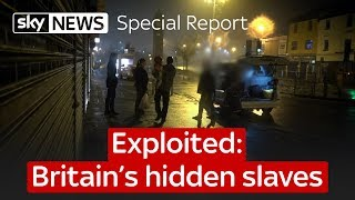 Special Report: Exploited: Britain
