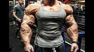 Frank McGrath | World's Biggest Forearms