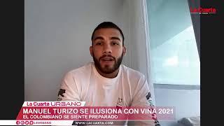 [ESTRENO] #L4URBANO: SÚPER EXCLUSIVA CON MANUEL TURIZO