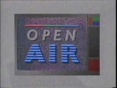 Open Air - BBC1 - 25th November 1986