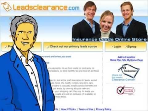 Insurance Sales Leads