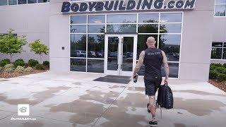 Jim Stoppani Comes Home To Bodybuilding.com!