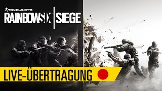 Paris Major - Spieltag 1 - 13.08.2018 - Tom Clancy's Rainbow 6 [DE] | UbisoftLIVE