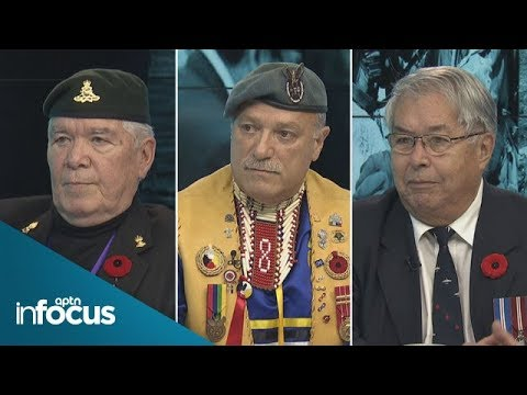 Aboriginal Veterans Day: Honoring the thousands who are under recognized | APTN InFocus