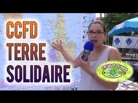 CCFD Terre Solidaire nous parle de l'association.