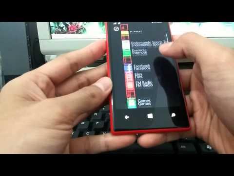 Review Nokia Lumia 720 (Indonesia)