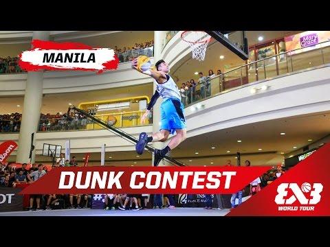 Manila-2015 FIBA 3x3 World Tour