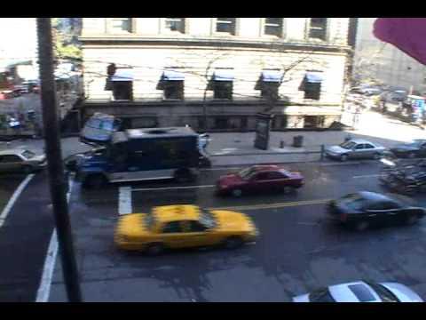 Spider Man 3 Filming in Cleveland