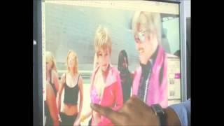 Making of Sivaji - The Boss in 3D