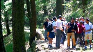 Sherwood College Nainital : Walk to Cliffs behind Tiffin Top Dorthy's Seat : 0028 --- xxx 0710