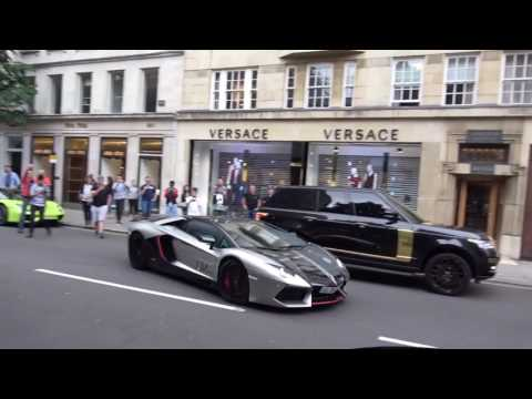 Sports cars in London