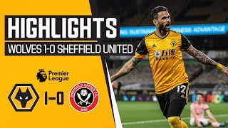JOSE OFF THE MARK FOR WOLVES! Wolves 1-0 Sheffield United | Highlights