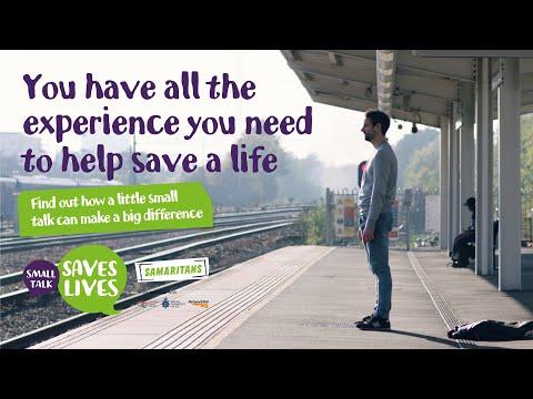 Small Talk Saves Lives - Everyday small talk