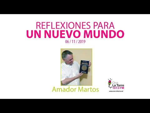 06/11/2019: ESTRENO PROGRAMA:REFLEXIONES PARA UN NUEVO MUNDO