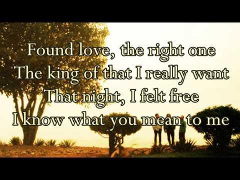 We The Lion - Found Love (Lyrics Video)