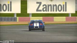 Real Racing 2 HD iPad Replay By snup dog