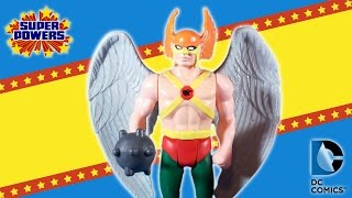 KENNER SUPER POWERS COLLECTION HAWKMAN RECENSIONE (ita)