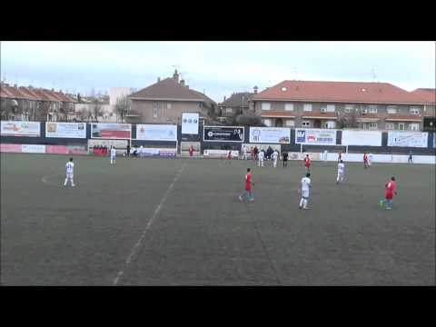 Alex Lopez - Official game video vs Vallecas