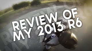 review of my 2013 r6