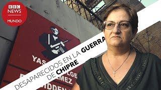 La mujer que halló los restos de su padre y de su hermano, desaparecidos en Chipre hace 40 años
