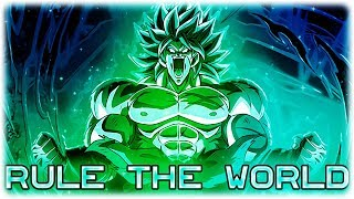 Rule The World「AMV」ZAYDE WOLF ~ Dragon Ball