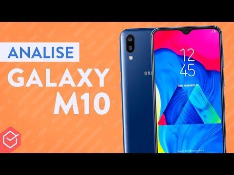 SAMSUNG GALAXY M10 é o melhor celular básico? Vale a pena? | Análise / Review Completo