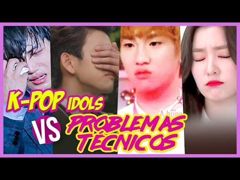 Kpop IDOLS Vs ACCIDENTES Y PROBLEMAS Técnicos | Vocal Coach Reacciona | Gret Rocha