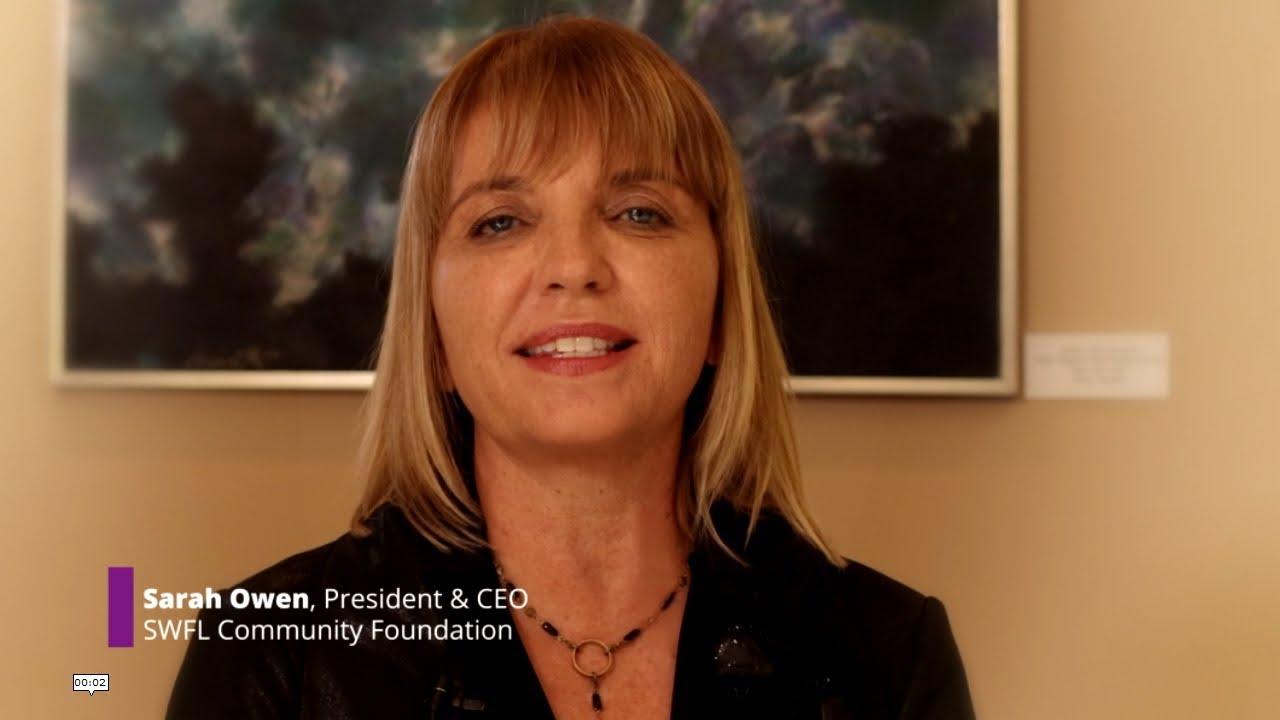 Jennifer Leigh Hammon annual report   southwest florida community foundation
