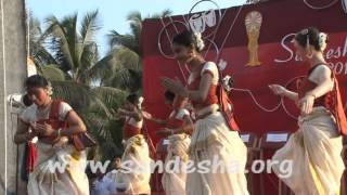 Prayer Dance - Srusti Kartha  by  Sandesha Students