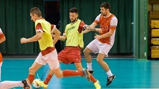 Nocna Liga Futsalu: GLKS Lelis - Revo Cosmetics Olszewo-Borki