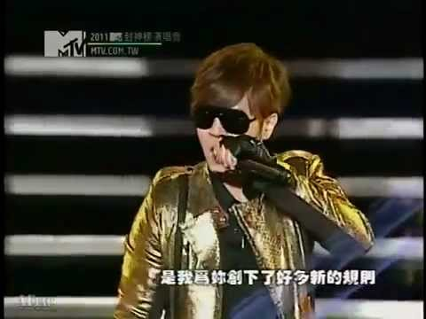 "Show Luo-""Only You""live of MTV concert"