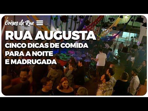 O que comer na Rua Augusta, em São Paulo? - 11 101