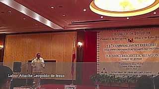 13th Commencement Exercises DOLE-ITP Program June 27, 2014
