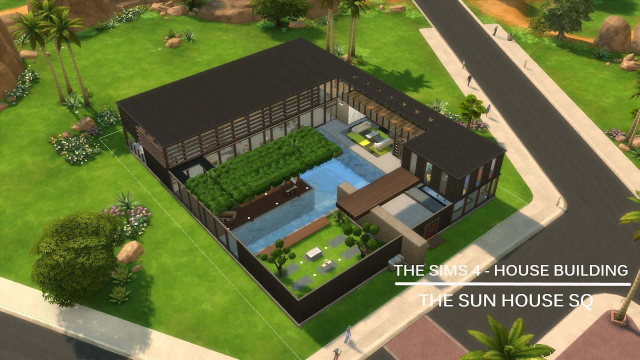 Urban treehouse sims 4 houses - Urban Treehouse Sims 4 Houses 53