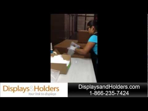 How Quality Custom Acrylic Displays Are Made