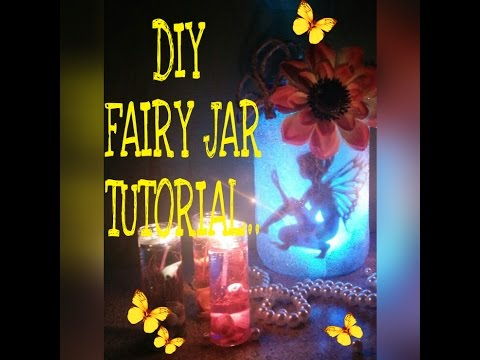 How to make Fairy Jar or Lanterns.....