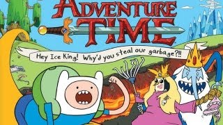 CGRundertow ADVENTURE TIME: HEY ICE KING! WHY