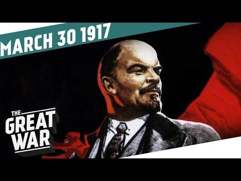 Lenin Takes The Train - First Battle of Gaza I THE GREAT WAR Week 140