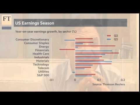 US earnings season