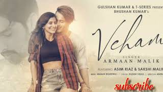 Veham By Armaan Malik Official Music by downloadming MP3 new songs