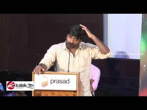 Vijay Sethupathi at Rekka Movie Press Meet
