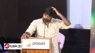 Vijay Sethupathi at Rekka Movie Press Meet