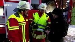 Feuerwehr unter Strom - Reportage mit Lena Ganschow - Odysso - SWR