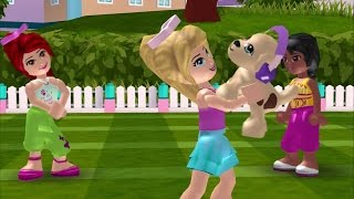 Lego Friends: Pet Salon + Pet Trainer Episode - Ipad App Gameplay