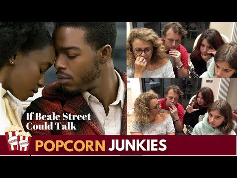 If Beale Street Could Talk Teaser Trailer - Nadia Sawalha & Family Reaction & Review