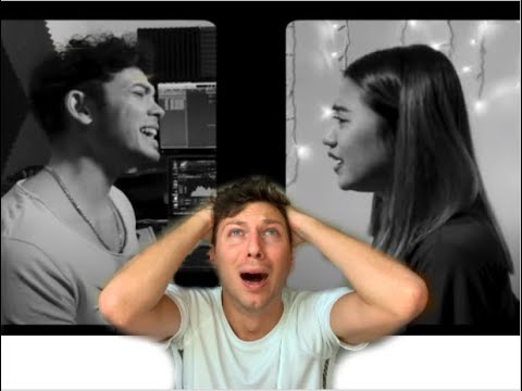 Someone You Loved - Morissette COVER Ft. Dave Lamar DOUBLE REACTION VIDEO