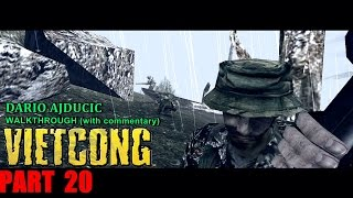 Vietcong - Part 20 (PC game - walkthrough) Charge the Hill