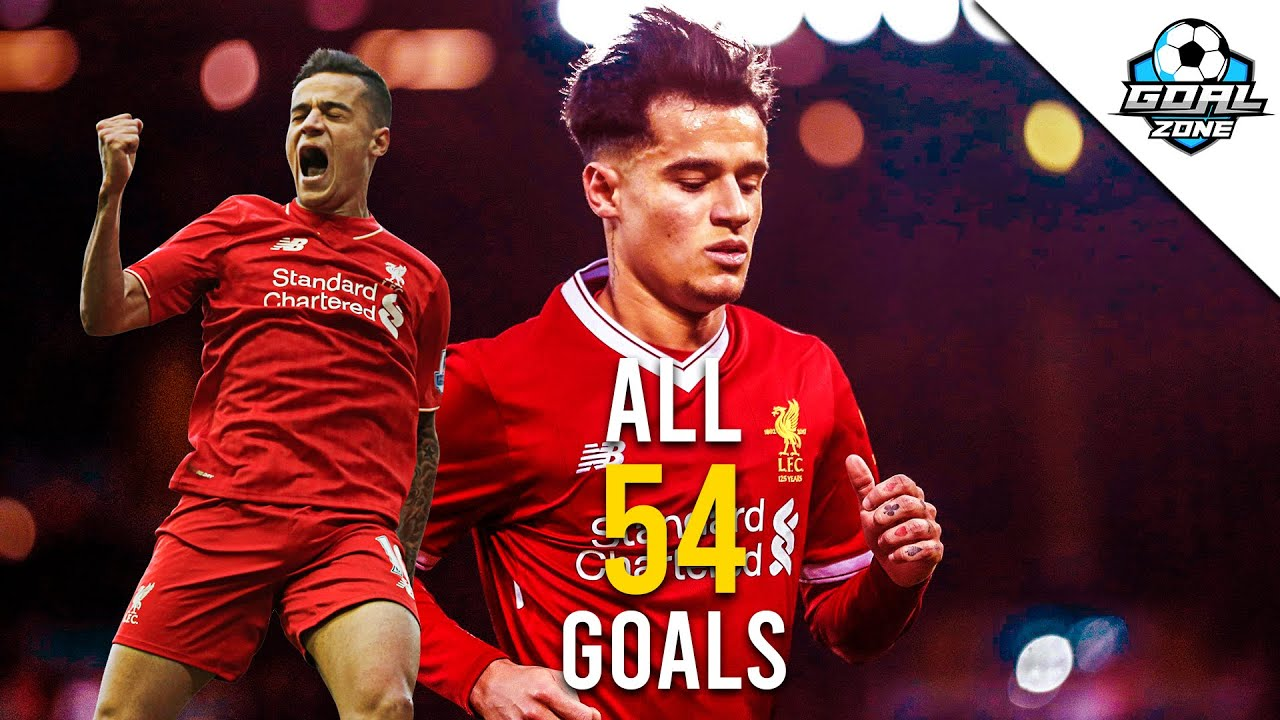 Download Philippe Coutinho - All 54 Goals for Liverpool