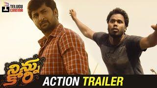 Ninnu Kori ACTION TRAILER   Nani   Nivetha Thomas   Aadhi Pinisetty   Gopi Sundar   Telugu Cinema