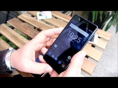Nokia-5 Android Review